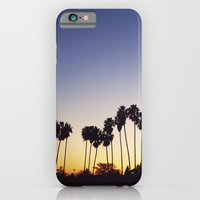 California Sunsets iPhone 6 Slim Case