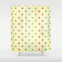 Simple Delights Shower Curtain