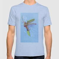 Firefly Mens Fitted Tee Athletic Blue SMALL