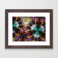 For the Love of Art Framed Art Print