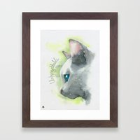 Unforgettable Framed Art Print