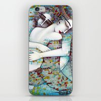 DO NOT LEAVE ME iPhone & iPod Skin