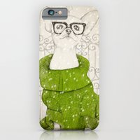 iPhone & iPod Case featuring Hipster Chiuaua by Camis Gray