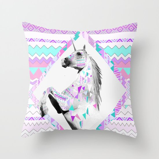 ▲TWIN SHADOW ▲by Vasare Nar and Kris Tate  Throw Pillow