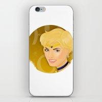 Haruka iPhone & iPod Skin
