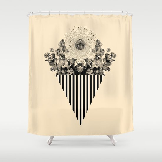 T.E.A.T.C.W. iv Shower Curtain