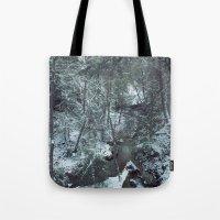 Hemlock Gorge Tote Bag