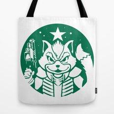 Starfox Coffee Tote Bag