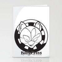 Starfoxxx BW Stationery Cards