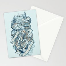 Life & Love at Sea Stationery Cards