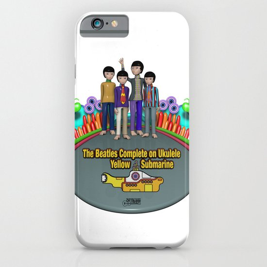 Yellow Submarine iPhone & iPod Case