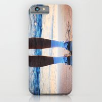 iPhone & iPod Case featuring Stand Up and Step Out by savannarose