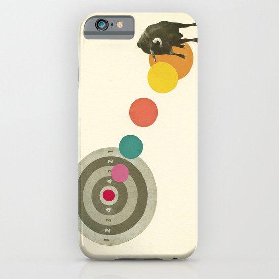Bull's Eye : Taurus iPhone & iPod Case