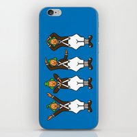 Oompa Loompa YMCA iPhone & iPod Skin