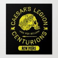 Bad Boy Club: Caesar's L… Canvas Print