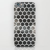 iPhone & iPod Case featuring Graphic_Cells Paint by Anna Rosa