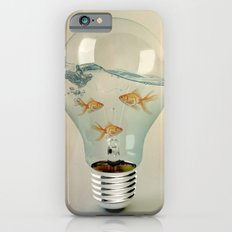 ideas and goldfish 03 iPhone 6s Slim Case