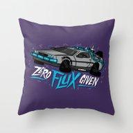 Throw Pillow featuring Zero Flux Given by Chris Piascik