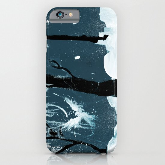 Snow Bird iPhone & iPod Case