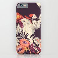 death iPhone & iPod Cases featuring Harbors & G ambits by Teagan White
