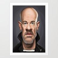 Celebrity Sunday - Michael Stipe Art Print