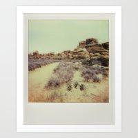 Arches National Park - P… Art Print