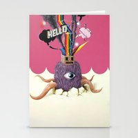 Hello Ruby Stationery Cards