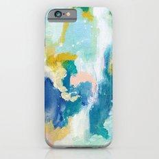 In The Sea iPhone 6 Slim Case