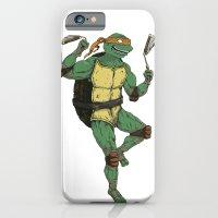 Michelangelo iPhone 6 Slim Case