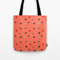 Sushi Saturday Tote Bag