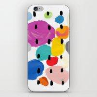 Bernard Pattern iPhone & iPod Skin