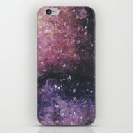 iPhone & iPod Skin featuring Amethyst by Sarah Brust