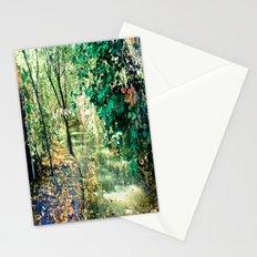Hidden Autumn Creek Stationery Cards