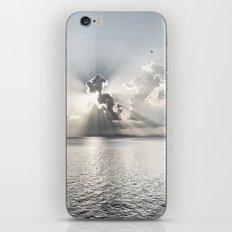When the sun sets... iPhone & iPod Skin