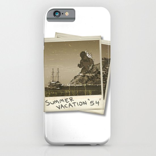 Summer of '54 iPhone & iPod Case