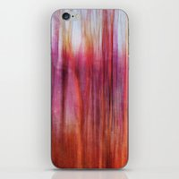 Woodlands II iPhone & iPod Skin