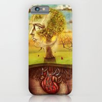 Rooted iPhone 6 Slim Case