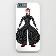 MOONAGE DAYDREAM (White) iPhone 6 Slim Case