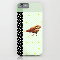 Une Poule iPhone 6 Slim Case