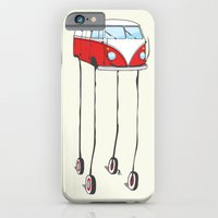 iPhone & iPod Case featuring the daliwagen by Old & Brave