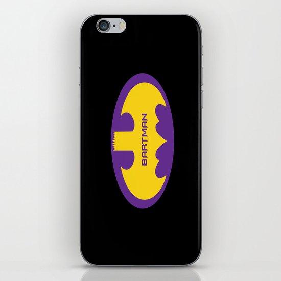 Bartman iPhone & iPod Skin