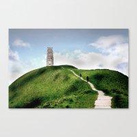 Glastonbury Tor Canvas Print