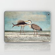 The Fish That Sold Its S… Laptop & iPad Skin