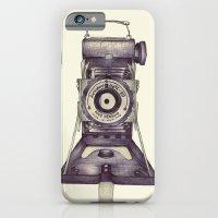 Kershaw Eight-20 King Penguin iPhone 6 Slim Case