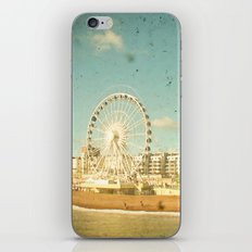 Brighton Wheel iPhone & iPod Skin