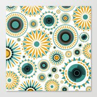 All That Jazzier Canvas Print