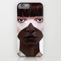 iPhone & iPod Case featuring Fortune by Ruben Ireland