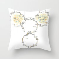 John Dalton - Obituary P… Throw Pillow