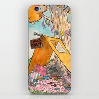 Girls Only! iPhone & iPod Skin
