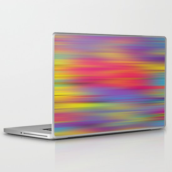All The Colors  Laptop & iPad Skin